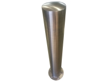 Metalcraft Engineering bollard and bumper fabrication