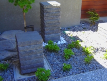 Metalcraft Engineering fabricate & install custom water feature designs Christchurch