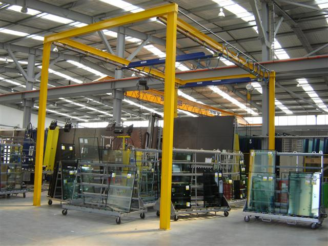 The Glass Racking Company Usa Flat Glass And Window