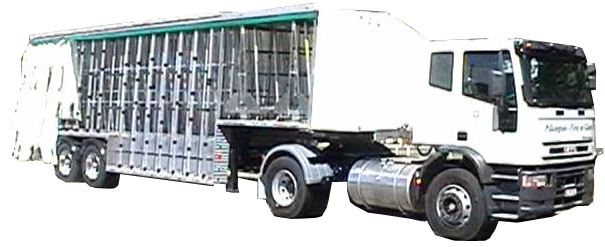 Glass Transport Trailers