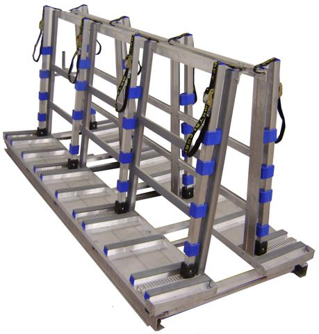 glass racking solutions