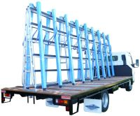 55 M Window Truck With A Frame Body