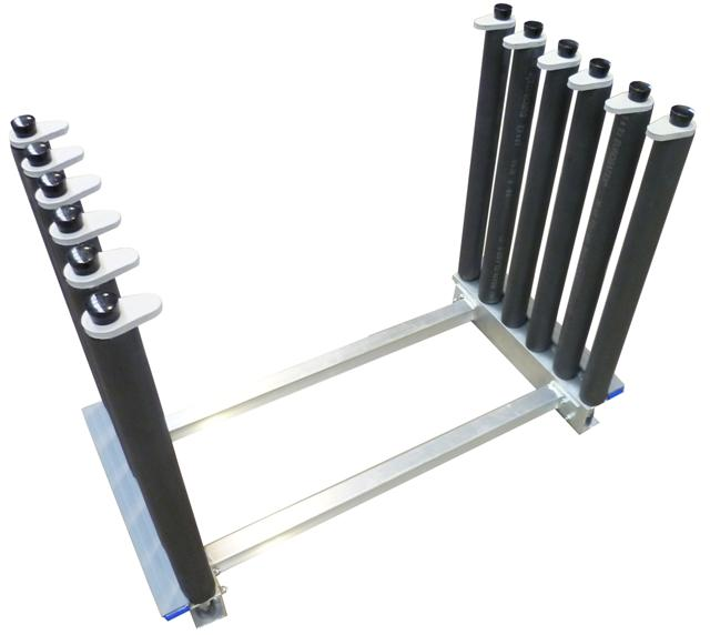 Screen Storage Racks : The glass racking company aus windsrceen racks